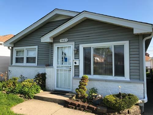 7027 W Agatite, Norridge, IL 60706