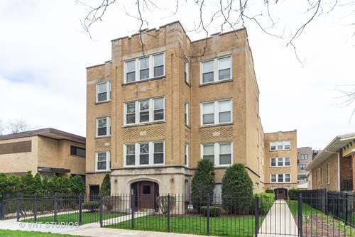 5827 N Paulina Unit 1W, Chicago, IL 60660 Edgewater