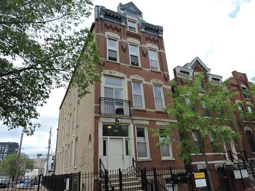 1226 N Greenview Unit 4F, Chicago, IL 60642 Noble Square