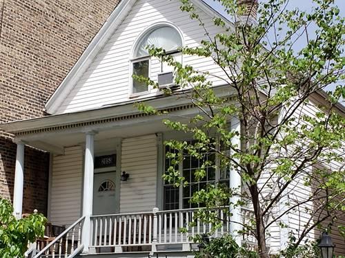 2853 N Christiana, Chicago, IL 60618 Avondale