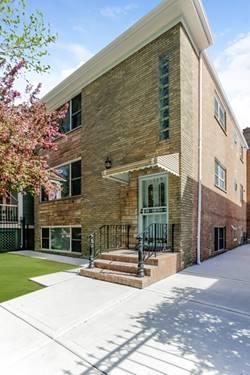 1835 W Berteau, Chicago, IL 60613 Northcenter