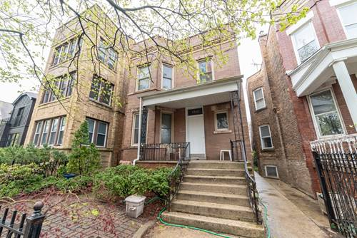 5542 N Paulina, Chicago, IL 60640 Andersonville