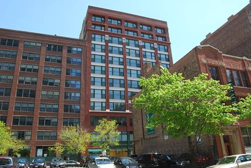 633 S Plymouth Unit 209, Chicago, IL 60605 South Loop