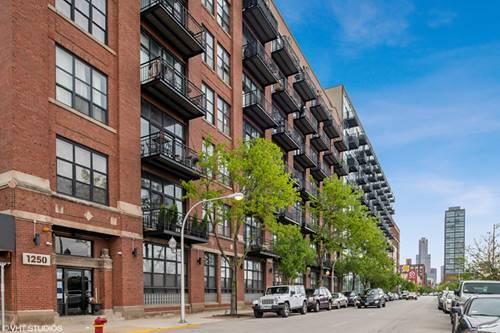 1250 W Van Buren Unit 602, Chicago, IL 60607 West Loop