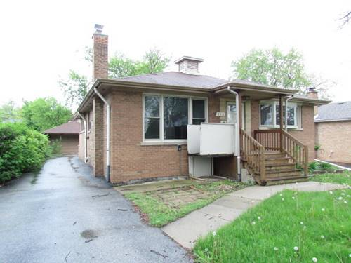 250 N Irving, Hillside, IL 60162