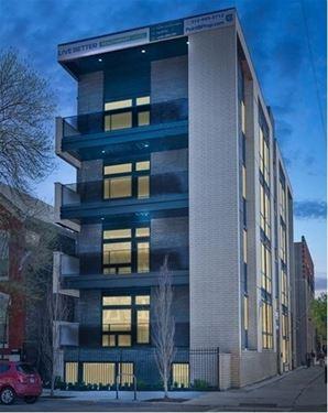 1533 W Superior Unit PH1, Chicago, IL 60642 Noble Square