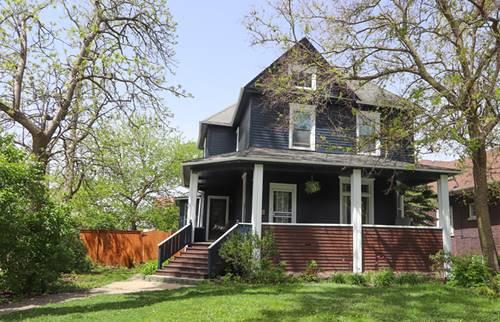 515 N Taylor, Oak Park, IL 60302