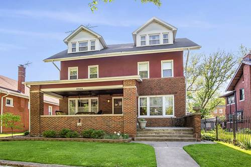 10544 S Hoyne, Chicago, IL 60643 Beverly