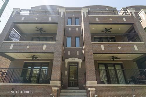 3946 N Hoyne Unit 3S, Chicago, IL 60618 Northcenter