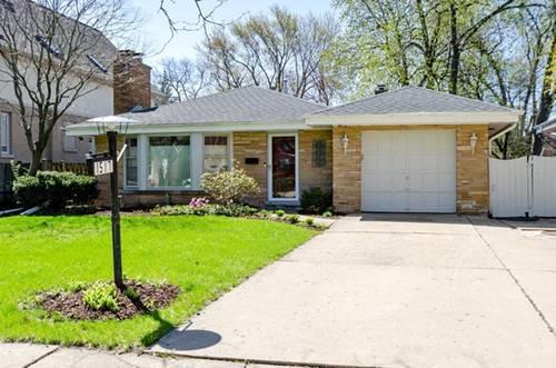 1517 Belleplaine, Park Ridge, IL 60068
