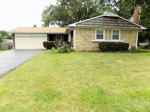 380 Checker, Buffalo Grove, IL 60089