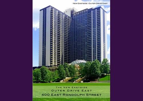 400 E Randolph Unit 2102, Chicago, IL 60601 New Eastside