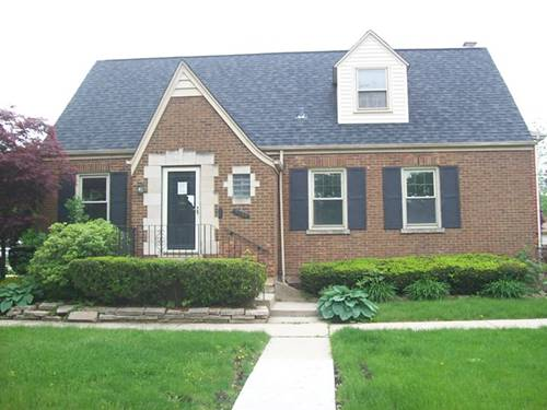 9801 S Central Park, Evergreen Park, IL 60805