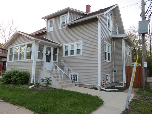 1540 W 105th, Chicago, IL 60643 East Beverly