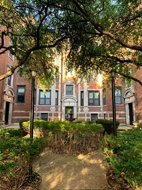 4109 N Sheridan Unit 2S, Chicago, IL 60613 Uptown