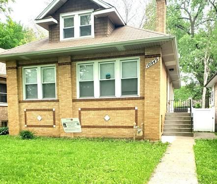 10949 S Church, Chicago, IL 60643 Morgan Park