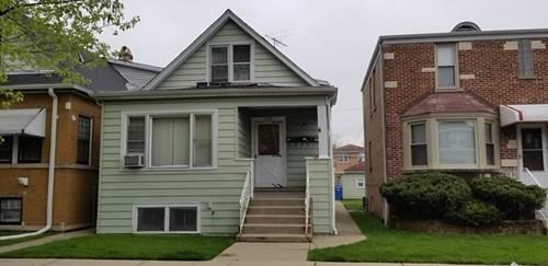 2739 N Mcvicker, Chicago, IL 60639 Belmont Cragin