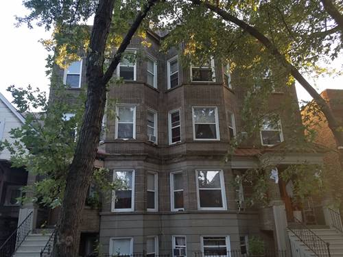 1531 W Highland Unit 2, Chicago, IL 60660 Edgewater
