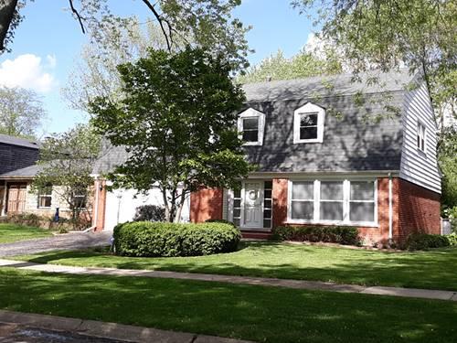 903 Maple, Flossmoor, IL 60422