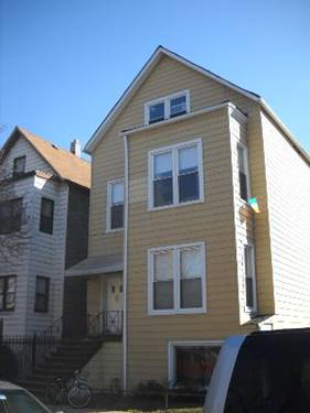 3423 N Paulina Unit 1, Chicago, IL 60657 West Lakeview