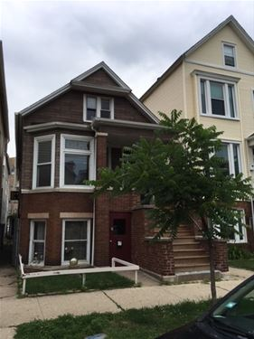 3042 N Southport Unit GARDEN, Chicago, IL 60657 Lakeview