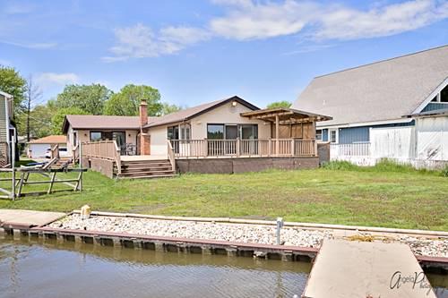 25 Lakeside, Fox Lake, IL 60020