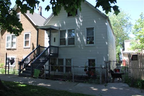 4914 S Seeley, Chicago, IL 60609 Back of the Yards