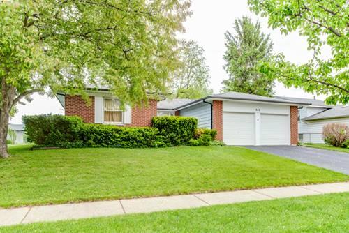 969 Wisconsin, Elk Grove Village, IL 60007