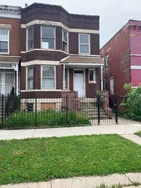 4127 W Wilcox, Chicago, IL 60624 West Garfield Park