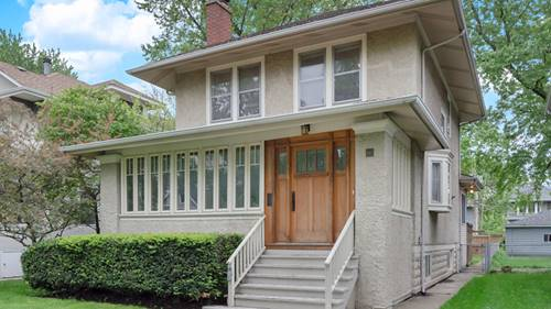 847 S Kenilworth, Oak Park, IL 60304