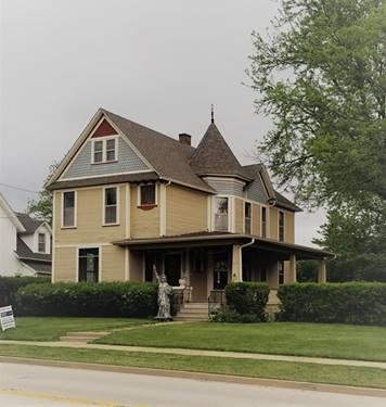 358 W Lincoln, Hinckley, IL 60520