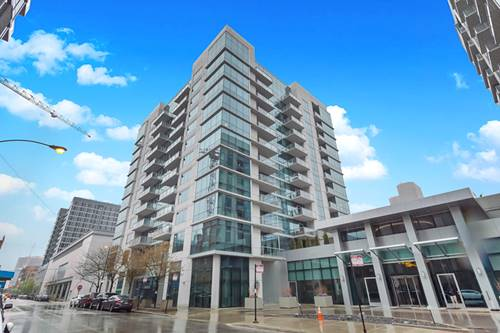 123 S Green Unit 1101B, Chicago, IL 60607 West Loop