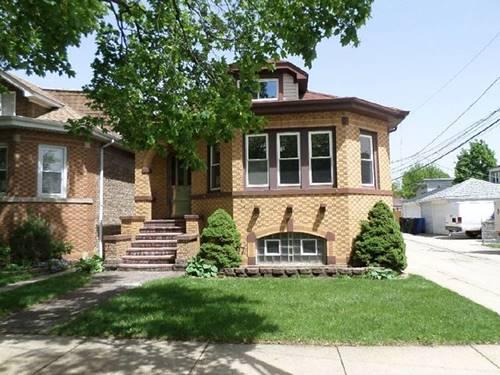 5217 N Lockwood, Chicago, IL 60630 Jefferson Park