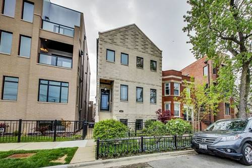 3830 N Racine, Chicago, IL 60613 Lakeview