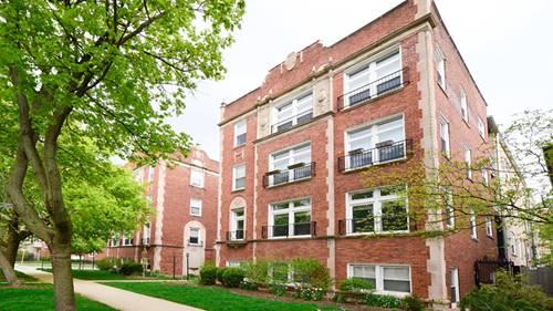 1544 W Sherwin Unit 1W, Chicago, IL 60626 Rogers Park