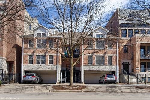 2851 N Southport Unit A, Chicago, IL 60657 Lakeview