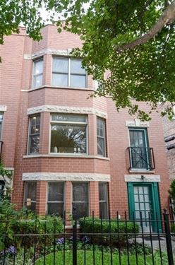 1014 W Grace, Chicago, IL 60613 Lakeview