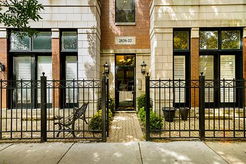 2822 N Sheffield Unit 2N, Chicago, IL 60657 Lakeview