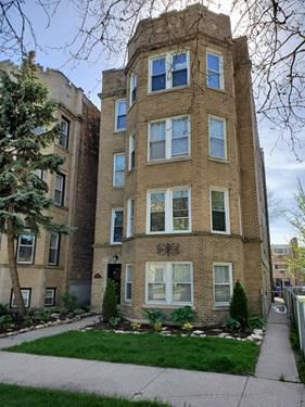 7410 N Claremont, Chicago, IL 60645 West Ridge
