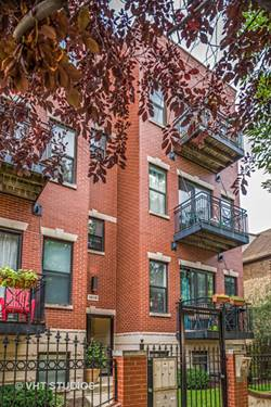 1618 N Claremont Unit 3N, Chicago, IL 60647 Bucktown