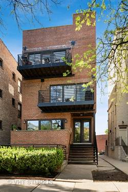 2867 W Palmer Unit G, Chicago, IL 60647 Logan Square
