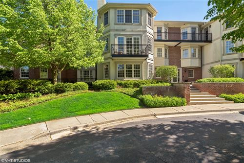 333 E Westminster Unit 2B, Lake Forest, IL 60045