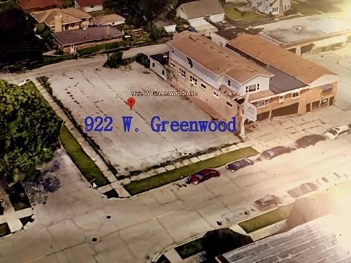 922 W Greenwood, Waukegan, IL 60087