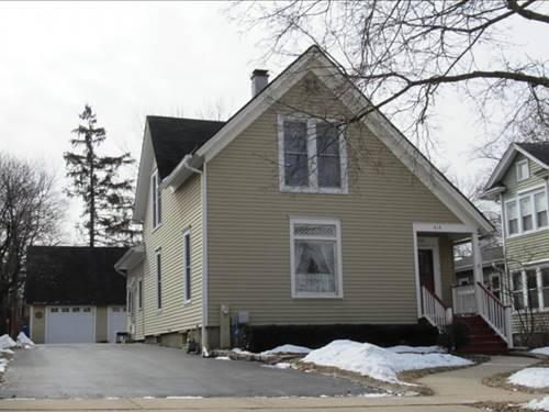 414 E Illinois, Wheaton, IL 60187