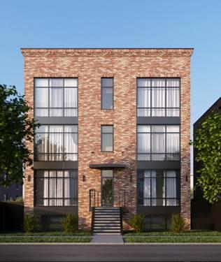 2721 W Haddon Unit 3W, Chicago, IL 60622 Humboldt Park