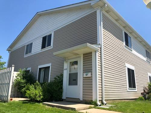1687 Cornell Unit 1687, Hoffman Estates, IL 60169