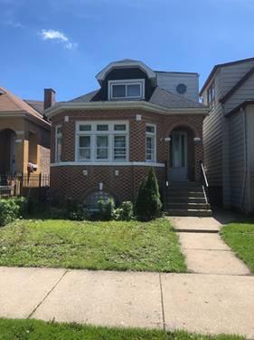 6233 W Berenice, Chicago, IL 60634 Portage Park