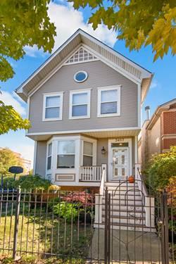 3457 N Hamilton, Chicago, IL 60618 Roscoe Village