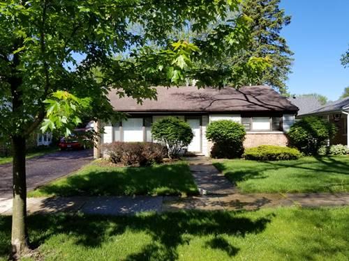17602 Hillside, Homewood, IL 60430