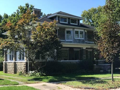 422 W Henry, Pontiac, IL 61764